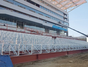 UNITECHSYSTEM - Temporary Seating Structure